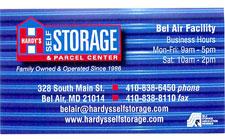 Hardy's Self Storage